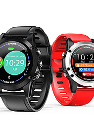 cheap -X5 Unisex Smartwatch Android iOS Bluetooth Waterproof Heart Rate Monitor Blood Pressure Measurement Distance Tracking Information Pedometer Call Reminder Activity Tracker Sleep Tracker Sedentary