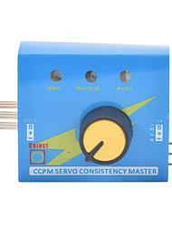 cheap -Adjustment Steering Gear Tester CCPM 3-Mode ESC Servo Motor