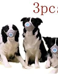 cheap -Dog Training Anti Bark Collar Anti Bark Device Pet Friendly Foldable Dog Dog Pets Trainer Adjustable / Retractable Multi layer Nylon Nonwoven Cotton Behaviour Aids Obedience Training For Pets