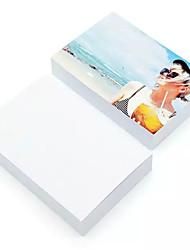 Недорогие -100 листов 8 дюймов фотобумага глянцевая бумага для печати принтер фото