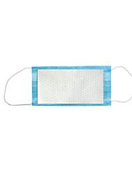 cheap -100 pcs Disposable Non-woven Breathable Mask Replacement Filter Cotton Mat