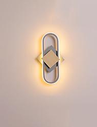 cheap -Creative LED Modern LED Wall Lights Living Room Bedroom Metal Wall Light 110-120V 220-240V 15 W