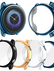 cheap -Cases For Samsung Samsung Galaxy Samsung Galaxy Active TPU Screen Protector Smart Watch Case Compatibility 40mm 44mm