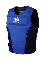 cheap -Life Jacket Sailing Professional Flexible Nylon SBR EPE Foam Surfing Kayaking Water Sports Life Jacket for Adults / Athletic