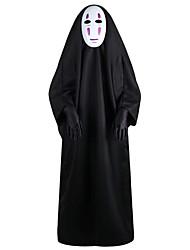 Недорогие -Вдохновлен Унесенные призраками Не лицо человека Аниме Косплэй костюмы Японский Косплей Костюмы Костюм Назначение Муж.