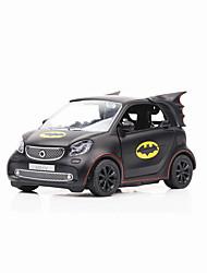 cheap -1:36 Toy Car Mini Vehicles Car Classic Car Office Desk Toys Adorable Exquisite Bat Zinc Alloy Rubber Boys' Girls' / Kids