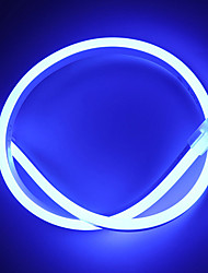 cheap -3m Flexible LED Light Strips Neon Strip Lights 360 LEDs 2835 SMD 6mm 1Set Mounting Bracket 1 set Warm White White Red St. Patrick's Day Christmas Waterproof Outdoor Cuttable 12 V