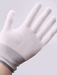 cheap -1 Pair LED Gloves LED Luminous Gloves Lighting Flashing Finger Glow Flash Dancing Club Props Party Music Concert
