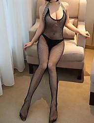 cheap -Women's Thin Pantyhose / Socks / Garters & Suspenders 10D Black One-Size