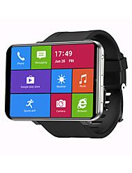 Недорогие -лицо unlockticwris макс. 2,86 дюйма HD-экран смарт-часы 3g32g 4g-lte 2880 мАч емкость аккумулятора 8-мегапиксельная камера GPS смотреть телефон