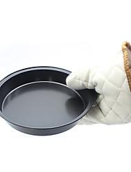 cheap -1pcs Heat Resistant Microwave Oven Glove Non-slip Cotton Insulated Baking Gloves Kitchen Tool Mitten
