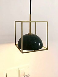 cheap -12 cm Single Design Pendant Light Metal Modern 110-120V / 220-240V