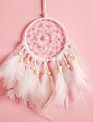 voordelige -kant kant liefde dromenvanger interieur hanger creatieve hanger om vriendin geschenken te sturen