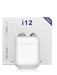 Недорогие -litbest i12 tws правда беспроводные наушники bluetooth 5.0 с коробкой для зарядки smart touch control переименование gps найди мои устройства (ios) 1 к 1 реплика для мобильного телефона
