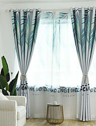 cheap -Gyrohome 1PC Rainforest#3 Shading High Blackout Curtain Drape Window Home Balcony Dec Children Door *Customizable* Living Room Bedroom Dining Room
