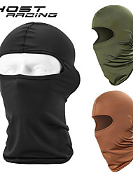 cheap -Motorcycle Riding Mask Helmet Cap Liner Cap Mask Dustproof Multifunctional Head Cover CS Mask(Sent Army Green and Coffee Only)