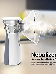 cheap -Portable Nebulizer Mini Handheld Inhaler Nebulizer For Kids Adult Atomizer Nebulizador Medical Equipment Asthma Steaming Device