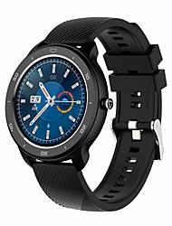 Недорогие -Rc01 фитнес-трекер поддержка измерения сердечного ритма измерения артериального давления, умные часы с сенсорным экраном для Android / IOS