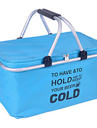 cheap -Lunch Bag One-piece Suit Heat Insulated Wearable Heat Retaining Nylon Fiber Hard Alumina synthetic fibre for Outdoor Camping Blue Green