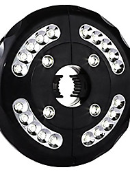 Недорогие -Походные светильники и лампы Светодиодная лампа LED излучатели Портативные Прочный Походы / туризм / спелеология Повседневное использование Велосипедный спорт Черный