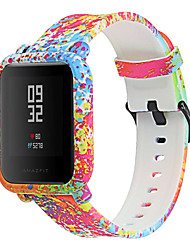 cheap -2 in 1 for Amazfit Bip Strap Watch Band Protective PC Watch Case Cover Shell Frame Protector for Huami Amazfit Bip Younth strap