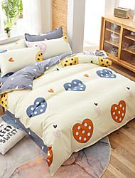 cheap -Cartoon Bedding Set Cute Cats Printed 3D Duvet Cover Set Twin Full Queen