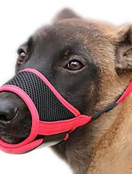 cheap -Dog Training Anti Bark Collar Anti Bark Device Pet Friendly Foldable Dog Dog Pets Trainer Adjustable / Retractable Foldable Travel Plastic Nylon Behaviour Aids Obedience Training For Pets