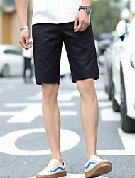 cheap -Men's Shorts Running Golf Athleisure Outdoor Spring Summer / Micro-elastic / Breathable / Cotton