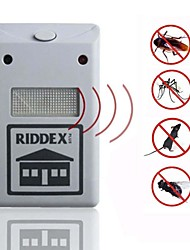 cheap -Riddex Plus Pest Repellent Repelling Aid For Rodent Roaches Ants Spider Pest Repellent Electronic Ultrasonic Only Suitable for Europe