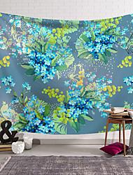 Недорогие -5 размеров красивый летний природный лес напечатан большой настенный гобелен дешевые хиппи на стене богемные гобелены мандала wall art decor