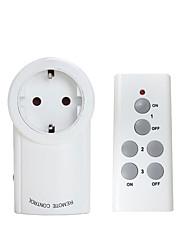 Недорогие -интеллектуальный плагин мониторинг энергии 1 шт. специальный материал плагин с поддержкой Wi-Fi / приложение Амазонка Алекса эхо