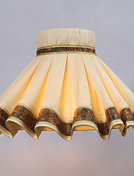 cheap -Lampshade Cute / New Design / Ambient Lamps Artistic / Modern Contemporary For Bedroom / Indoor Paper Yellow