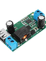 cheap -DC-DC 9V/12V/24V/36V to 5V 5A Step Down Board Buck Module High-Power Vehicle Power Supply Converter