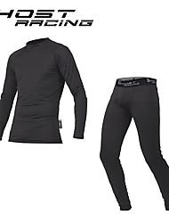 cheap -Motorcycle split sweat suit riding slip suit breathable racing suit motorcycle rider warm cycling suit