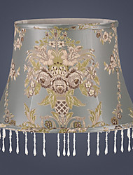 cheap -Artistic Modern Contemporary Cute Ambient Lamps Lampshade For Blue