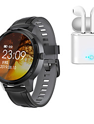 cheap -X20S  Smartwatch for Samsung/ Iphone/ Android Phones, Bluetooth Fitness Tracker with TWS Wireless Headphones