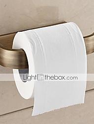 Недорогие -Держатель для туалетной бумаги Новый дизайн Современный Латунь 1шт - Ванная комната Односпальный комплект (Ш 150 x Д 200 см) На стену