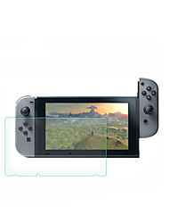 cheap -Premium 0.33mm 9H Anti-scratch Ultra Tempered Glass Screen Protector for Nintendo Switch