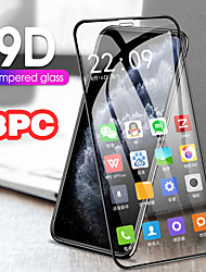 cheap -2PC/3PC 9D Hard Screen Protective Glass For iPhone 7 8 6 6S Plus XS Max X XR 11 Pro Max Toughed Front Film Tempered Glass