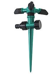 cheap -Ground-inserted 360-degree rotating sprinkler sprinkler lawn irrigation roof cooling garden sprinkler