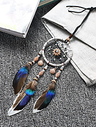 cheap -INS Dream Catcher Car Pendant Interior Decoration Wall Hangings