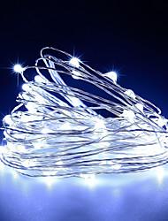 Недорогие -USB работает медный провод звездные огни 10 м 100 светодиодные строки USB DC 5 В для chritsmas свадьба хэллоуин патио вечеринка 1 шт.