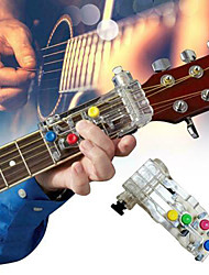 cheap -Anti-Pain Finger Cots Guitar Assistant Tools Teaching Aid Guitar Learning System Teaching Aid For Guitar Beginner Learning