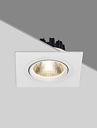 cheap -PUSHENG 1pc 5 W 450 lm 1 LED Beads Recessed Spot Light 220-240 V Commercial Home / Office