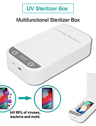cheap -Mobile Phone Sterilizer UV disinfection ABS Apple / Huawei / Xiaomi