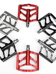 cheap -WAKE® Bike Pedals Cycling Anti-Slip 3 Bearing Aluminum Alloy for Cycling Bicycle Road Bike Mountain Bike MTB Folding Bike Black