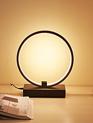 cheap -Simple LED / New Design Table Lamp / Desk Lamp For Living Room / Bedroom Aluminum 85-265V Black / White