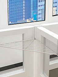 cheap -Stainless Steel Racks Triangle New Design Home Organization Storage 1pc