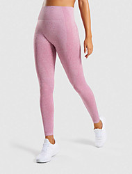 cheap -Women's Sporty Basic Skinny Jogger Sweatpants Pants - Solid Colored Classic Sporty Black Purple Blushing Pink S / M / L