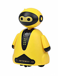 cheap -Drawn Line Toy Robot Lovely Novelty Auto Induction Follow Plastic Adults Children's All Toy Gift 1 pcs